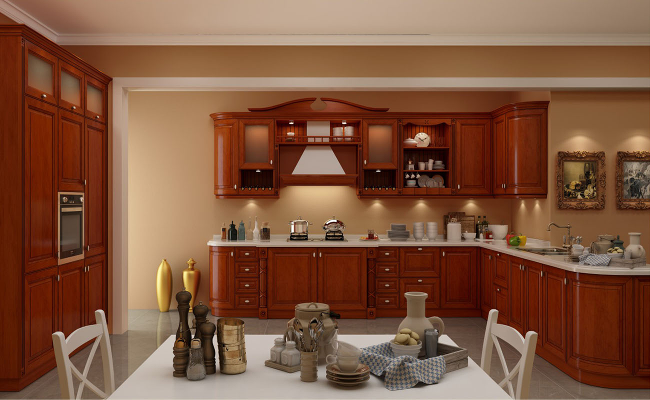 Venice kitchen cabinet for Kitchen cabinets 800mm