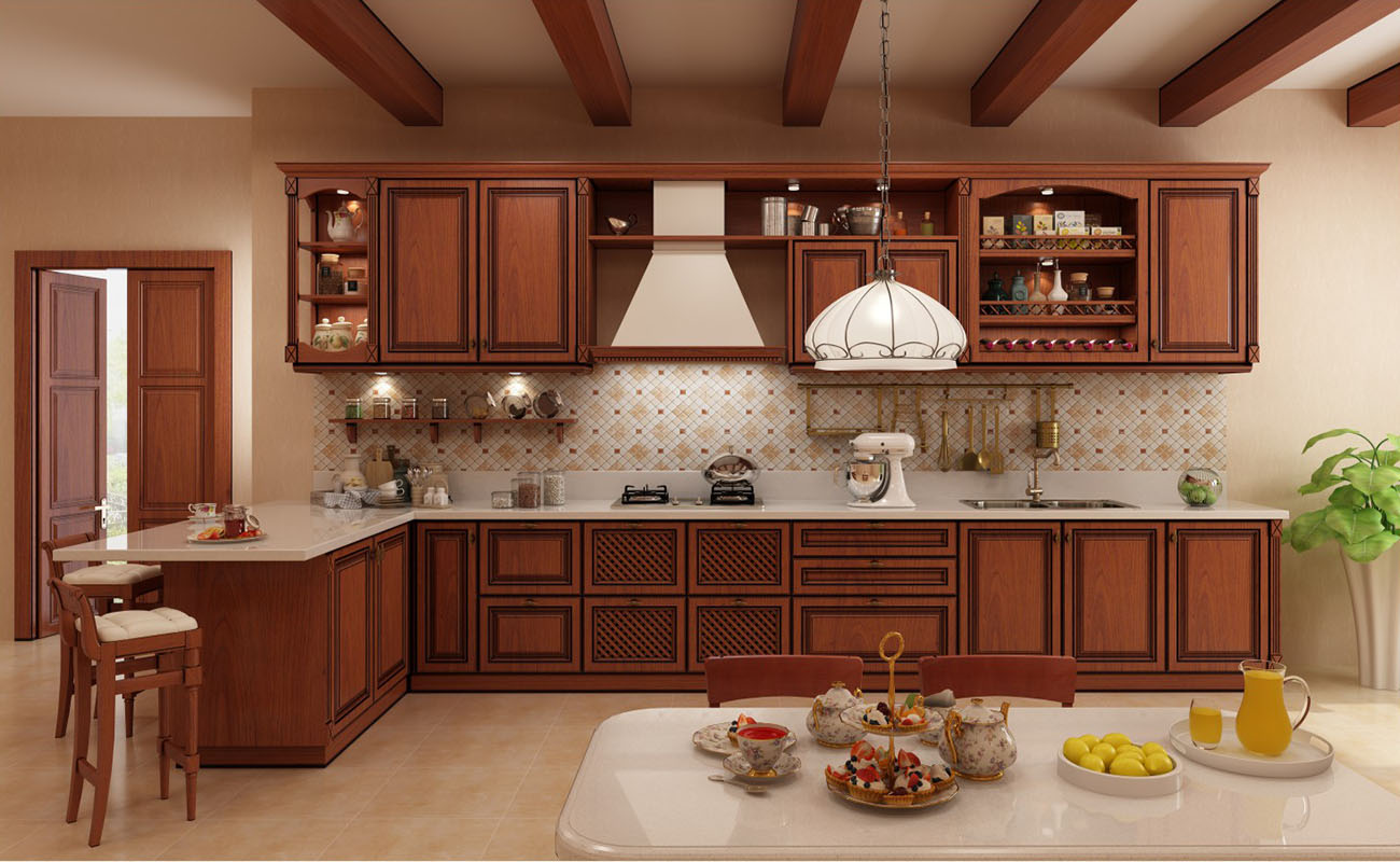 Ingle kitchen cabinet for Acrylic vs wood kitchen cabinets
